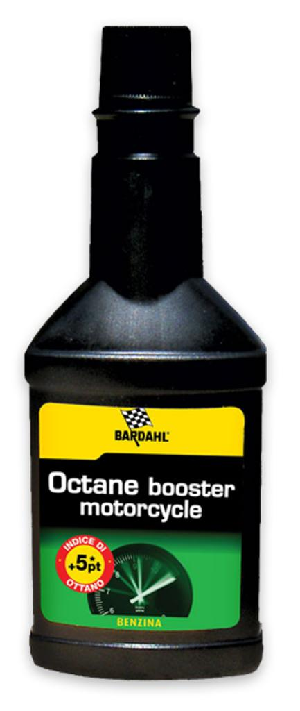 Octane Booster- Motorcycle,  150мл. 104011 BARDAHL – фото