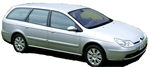 Citroen C5 Break универсал I 2004 - 2008