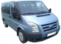 Ford Transit Tourneo 2006 – 2016